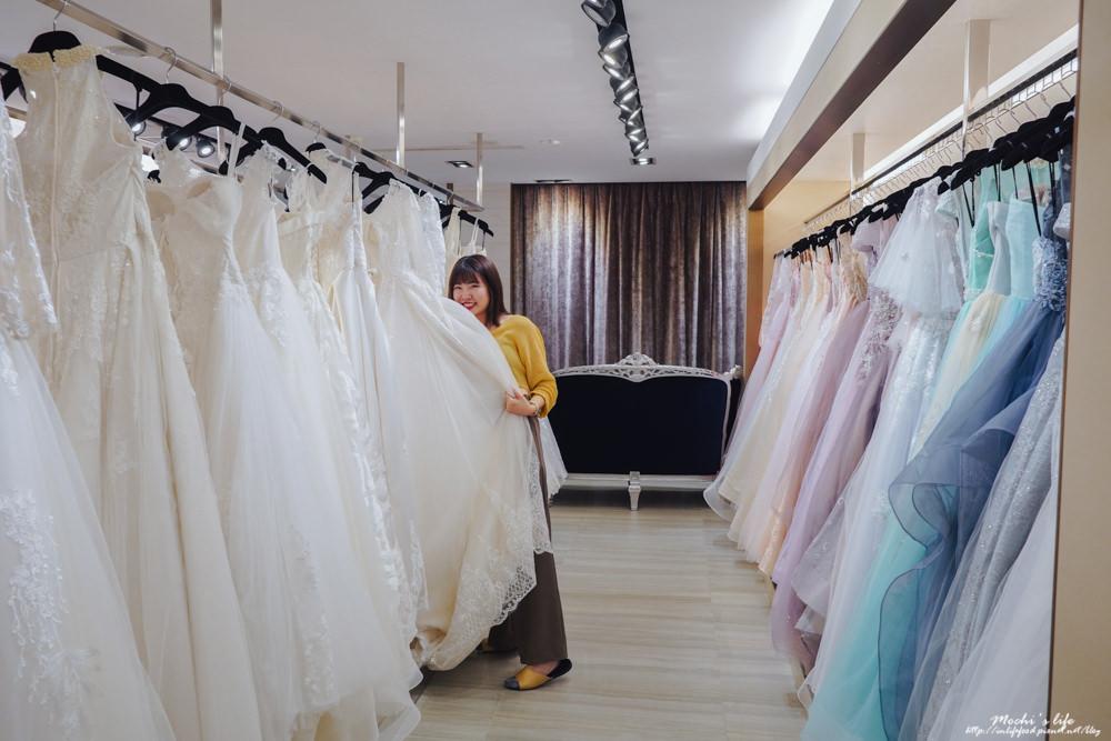 昆娜經典婚紗