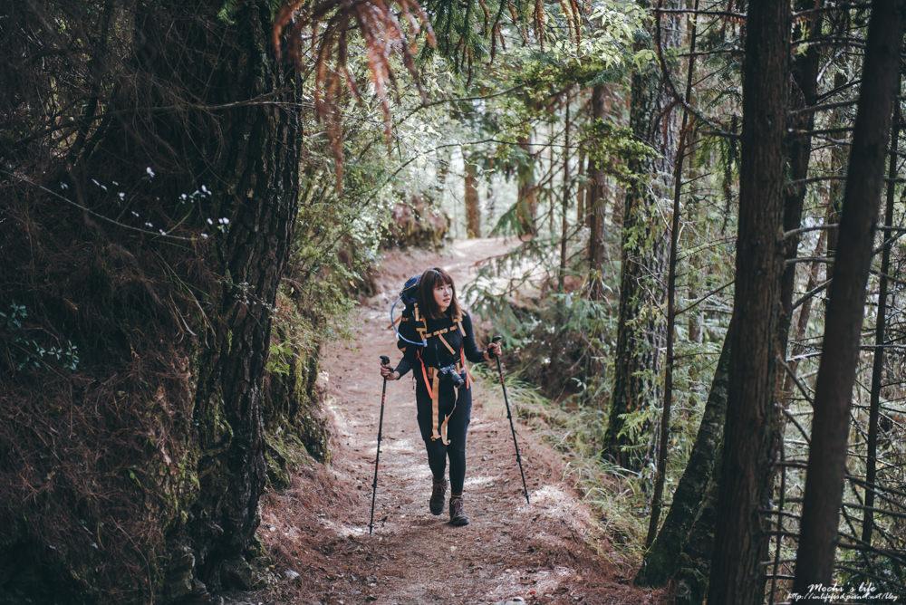 新手爬雪山穿搭|冬天女生該穿怎樣爬雪山呢?及爬雪山注意事項/新手台灣百岳日記