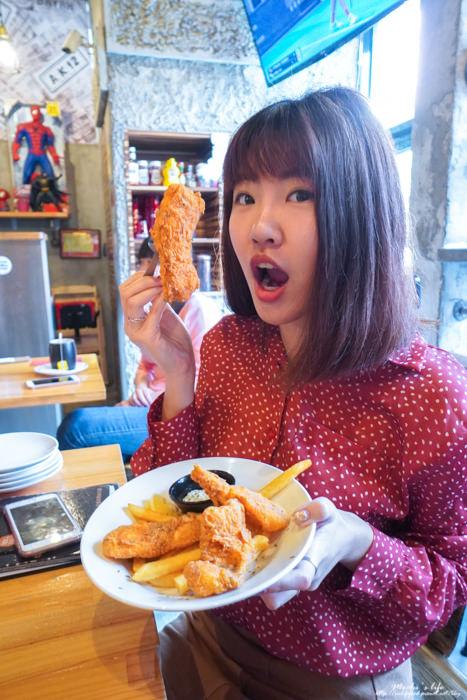 台北平價美式餐廳