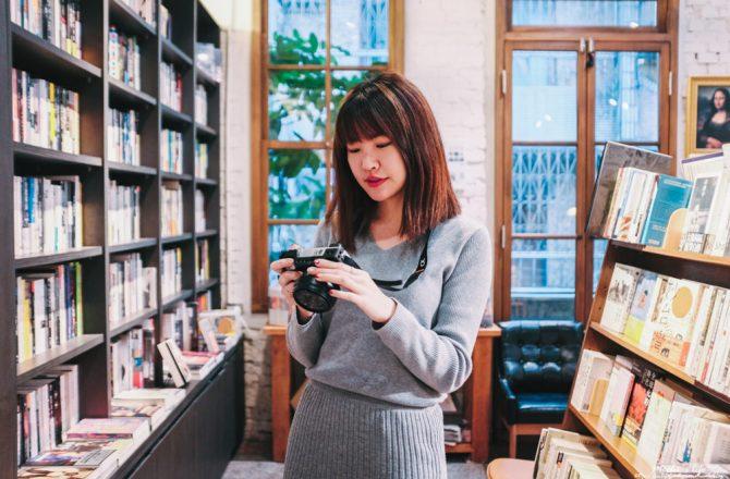 買二手相機推薦|我在成功攝影買到適合拍vlog影片、狀況超良好的二手相機啦~@捷運忠孝新生站/近光華商場