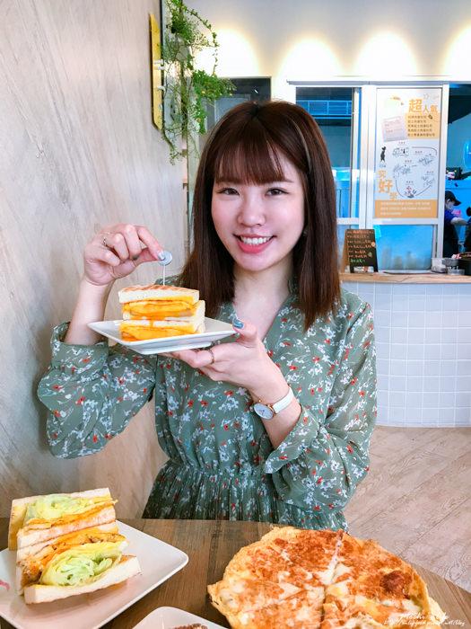 台北碳烤吐司