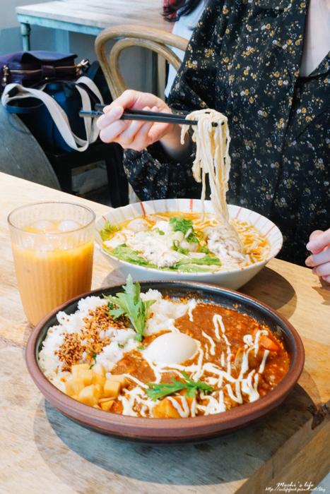 台北咖哩飯