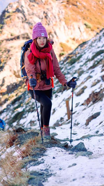 新手登山裝備
