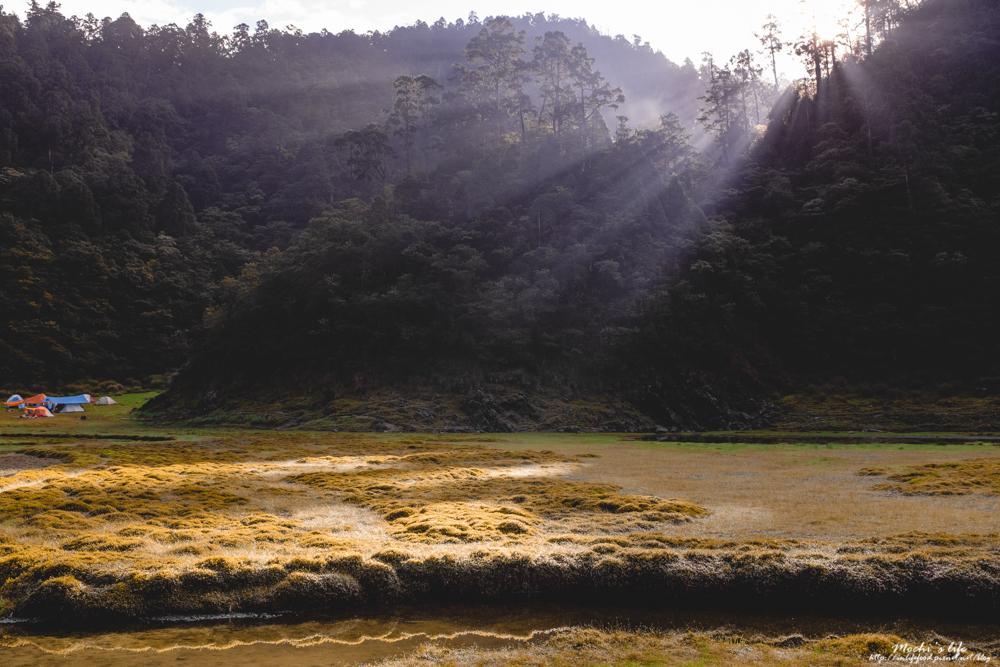 松蘿湖難度