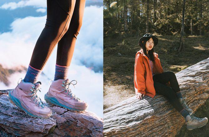 hokaoneone登山鞋心得分享!登山逛街都可穿~台灣台北買的到!