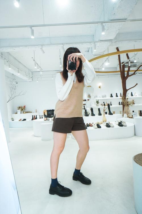 全台最美鞋店,D+AF敦南門,市台北東區,穿搭,打卡景點,長靴穿搭