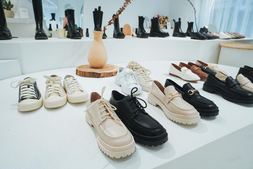 D+AF門市,女鞋,樂福鞋,短靴,全台最美鞋店,打卡