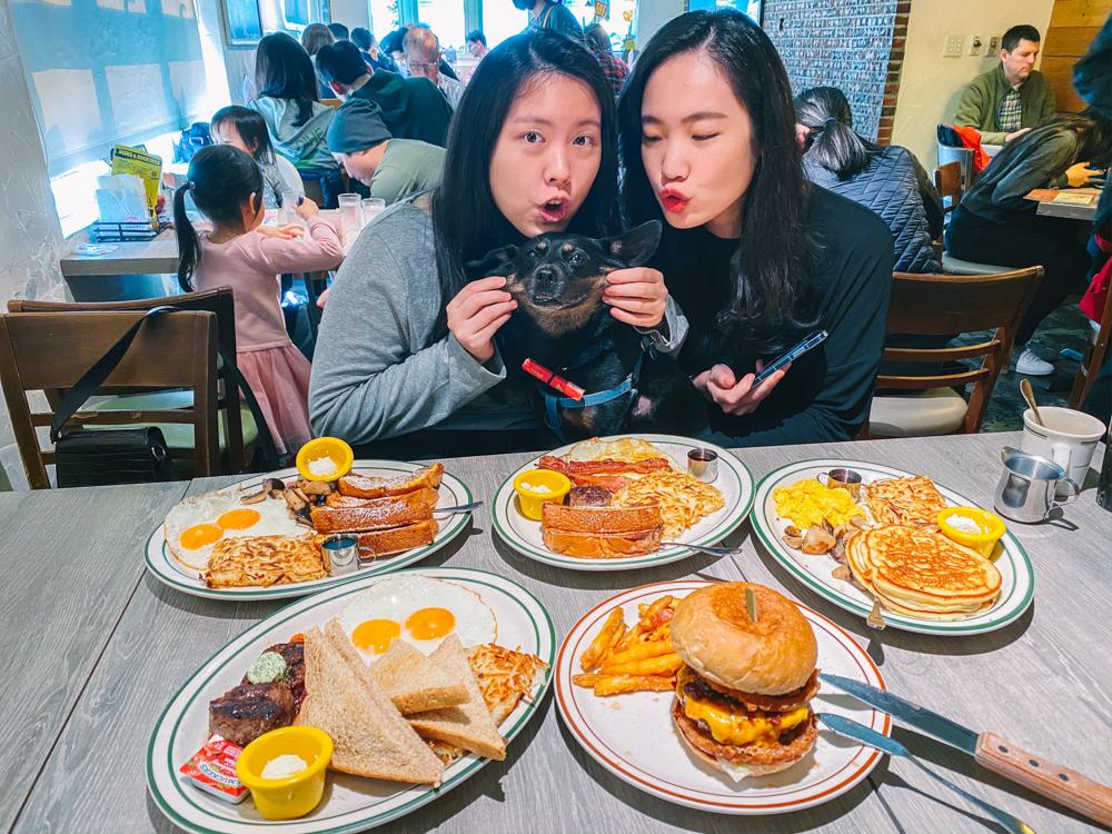科技大樓站美食,科技大樓站餐廳,科技大樓站早午餐,樂子瑞安店,台北早午餐推薦