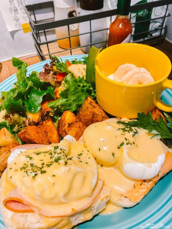 東門市場美食,福丸訂位,東門站早餐,福丸早午餐,永康街美食