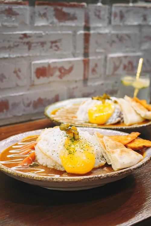 老咖哩菜單,六張犁站美食,大安區咖哩推薦,台北咖哩推薦,熟成咖哩