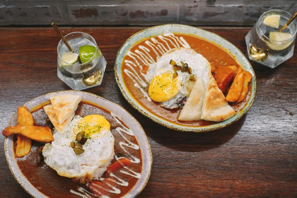 台北咖哩推薦,大安區咖哩推薦老咖哩,六張犁站美食,六張犁站餐廳