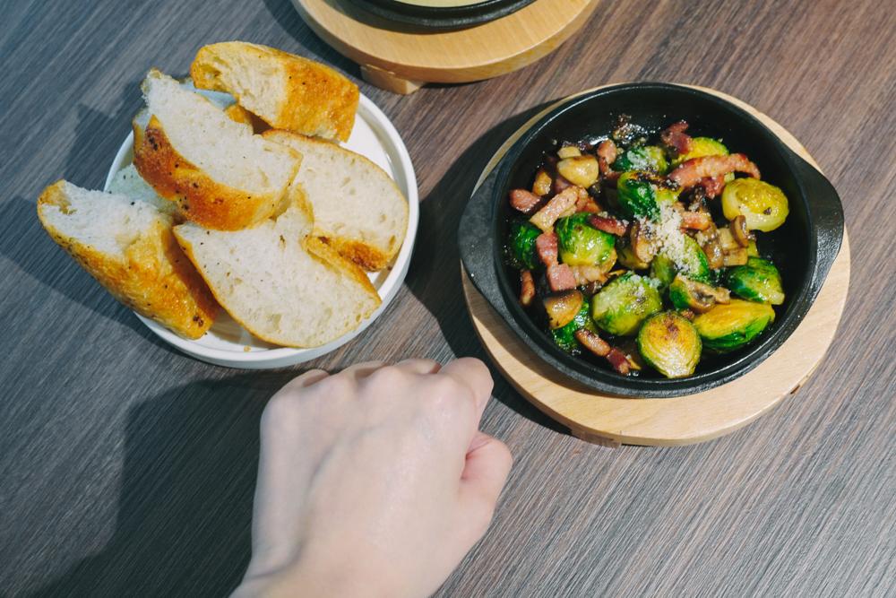 生麵義大利麵,banco pizza,BANCO菜單,BANCO長安店,松江南京站美食