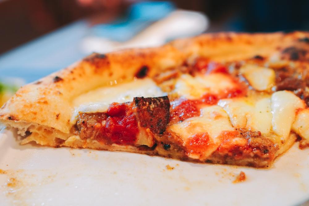 松江南京站美食,banco pizza,台北手工窯烤披薩,松江南京站餐廳,台北pizza