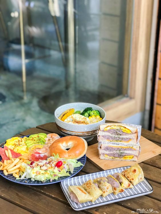芋泥早午餐,芋泥蛋餅,民權西路美食,民權西路早午餐,民權西路健康餐盒