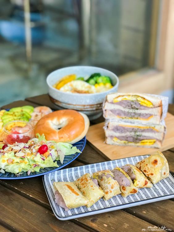 滿腹早午餐,芋泥三明治,民權西路早午餐,民權西路美食,台北平價健康餐,滿腹早午餐菜單