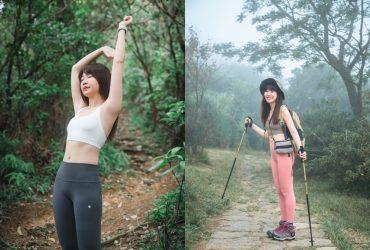 Mellow Active開箱心得!顯瘦不顯駱駝蹄運動褲+一般穿搭也可的運動短背心,韓國運動服品牌團購
