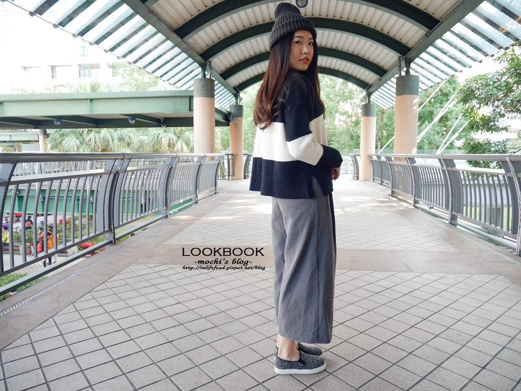 平價韓貨穿搭▌「Tong」:韓貨質感就是沒話說,不一樣的四套秋冬搭配分享(新北耶誕城)
