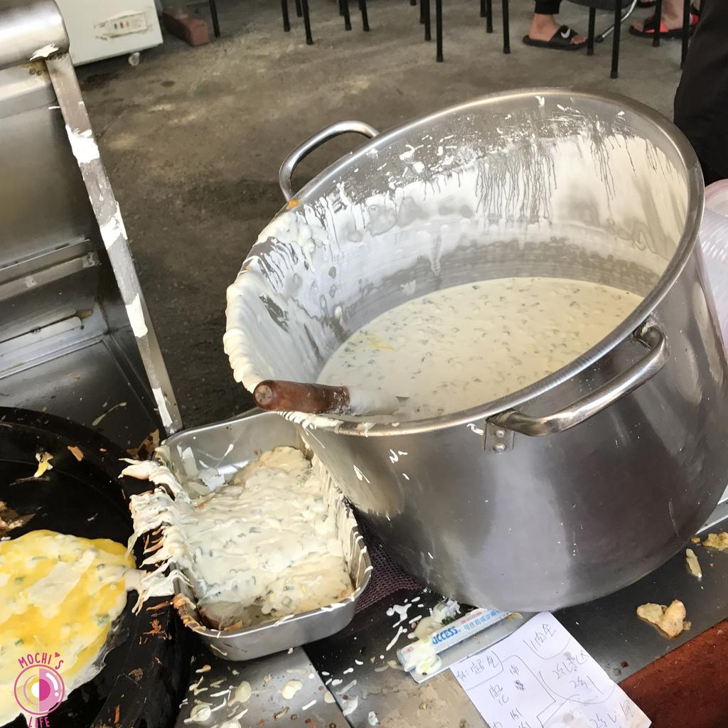 台中手工蛋餅