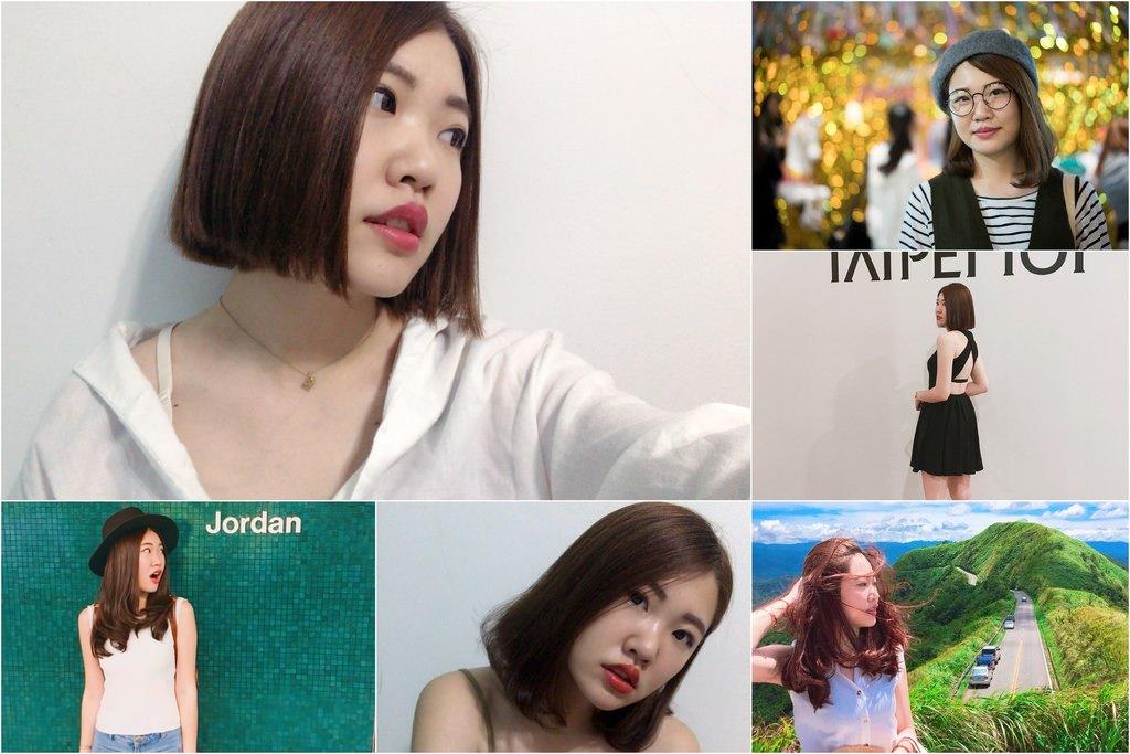 短髮髮型|最短的那種:) 2017短髮、中長髮 髮型紀錄「BonBonHair二店」@捷運中山站髮廊