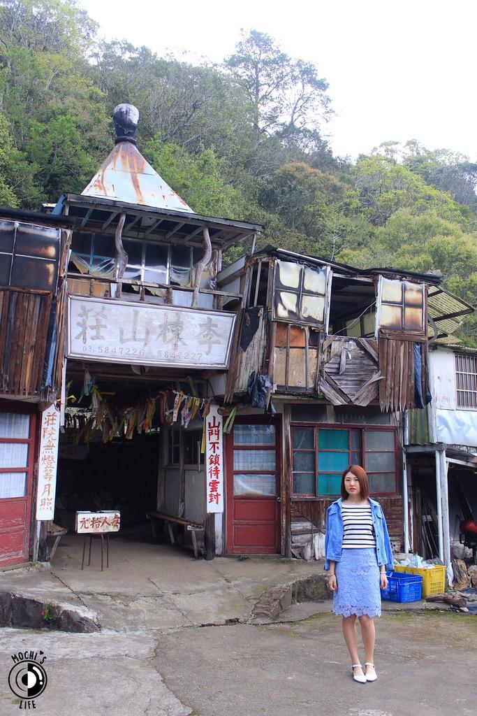 新竹尖石景點|李棟山莊&李棟山古堡 隱藏在深山中,跟著中租租車一起新竹一日遊