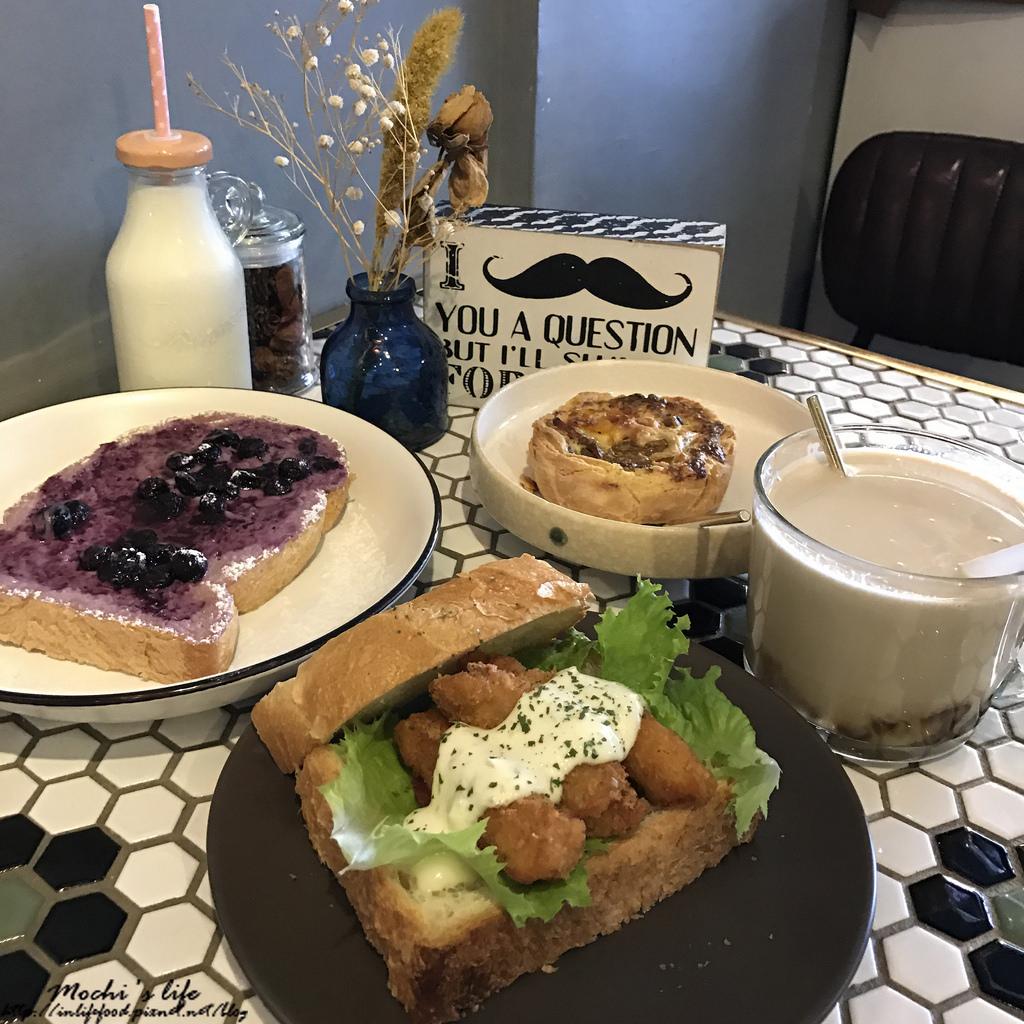 新竹早午餐|新竹超人氣早餐「 山房 Mountain House」:好吃好又拍的山形吐司 文青可愛早午餐 (山房菜單、山房早午餐)