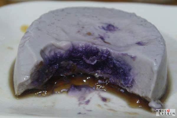 媽媽愛團購▌吃的到滿滿地瓜泥的新鮮「 唐心饌紫心布蕾」:超健康的手作布蕾