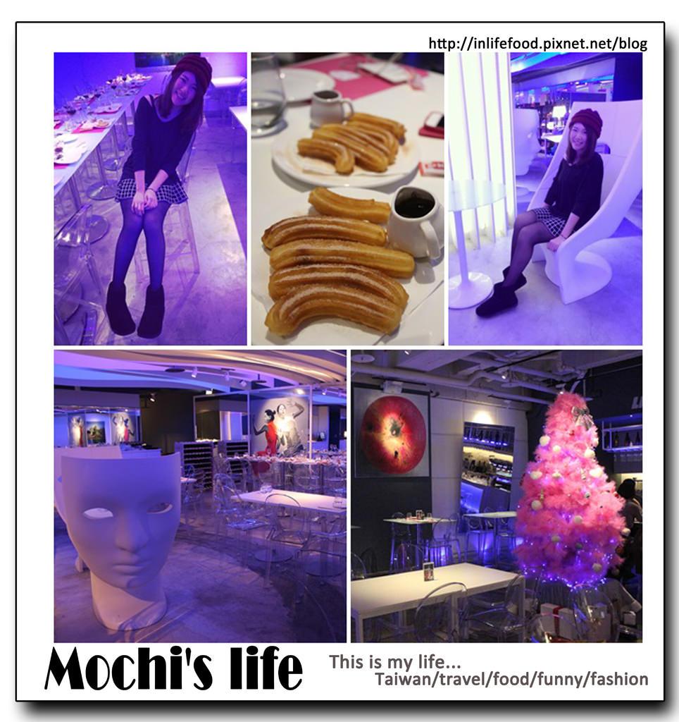 東區美食▌「VIVO光癮時尚餐飲」:超美麗的西班牙餐廳,但是上菜速度慢到讓人一肚子火 生日大餐分享(捷運忠孝敦化站)