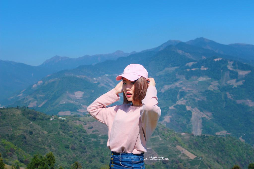 南投景點|來打卡吧!最新「清境天空步道」&極高點「武嶺」(清境後門馬術秀人潮少,拍照較美) 清境高空觀景步道
