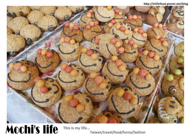 桃園大溪老街美食▌「麵包超人泡芙」:藏在老街的超萌系甜點,雖然不怎麼好吃…
