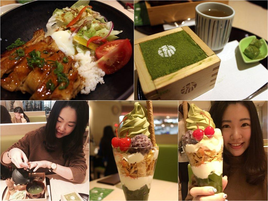 東區下午茶▌覺得失望 來自京都的「抹茶館Maccha house」,鹹食表現的居然比抹茶甜點好@捷運忠孝敦化站(來自日本京都、下午茶、抹茶)