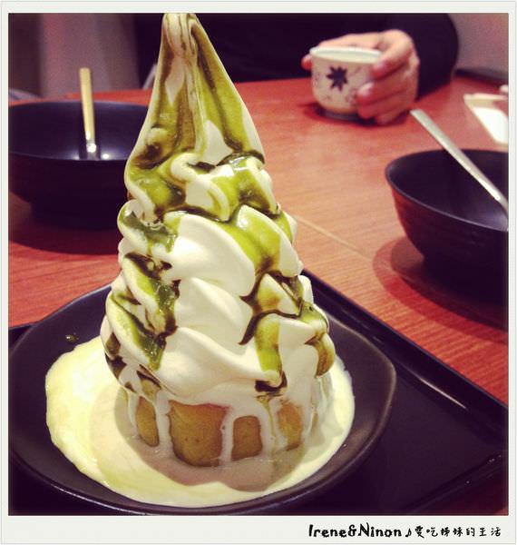 阪急百貨美食 ▌很普通的「麻布茶房」:甜點雙淇淋起家的日式料理-麻布茶房(捷運市政府站)