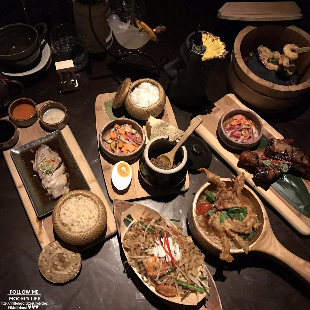 板橋餐廳推薦|餐點調酒氣氛都超棒的「Asia 49亞洲料理及酒廊」!看完新北耶誕就到Asia 49約會吧@捷運板橋站 (板橋酒吧推薦)