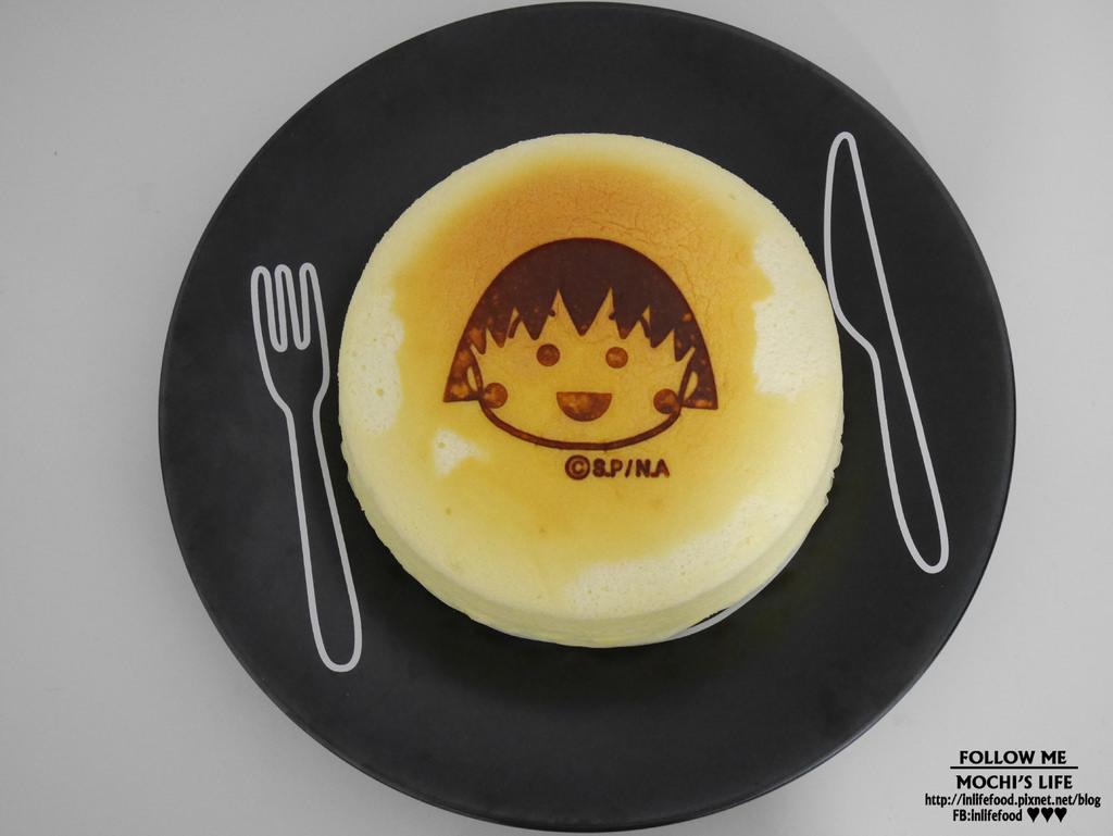 復興Sogo蛋糕▌超可愛小丸子蛋糕!「木匠手作」的小丸子起司蛋糕,其實就外形可愛,口味很一般般(復興Sogo店、捷運復興站)