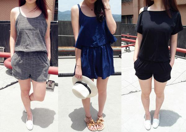 百元穿搭▌高個子女孩也可以穿的連身褲! 「OB嚴選」春夏連身褲三套分享