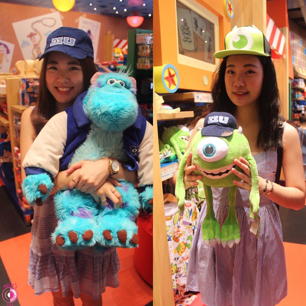 香港迪士尼自由行