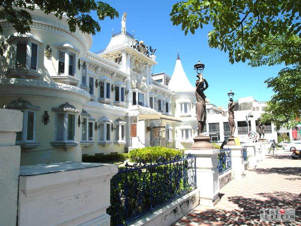 台南景點▌巴洛克城堡在市區「台南移民署」:全台最美的公家機關,我也想在「台南移民署」上班啦~