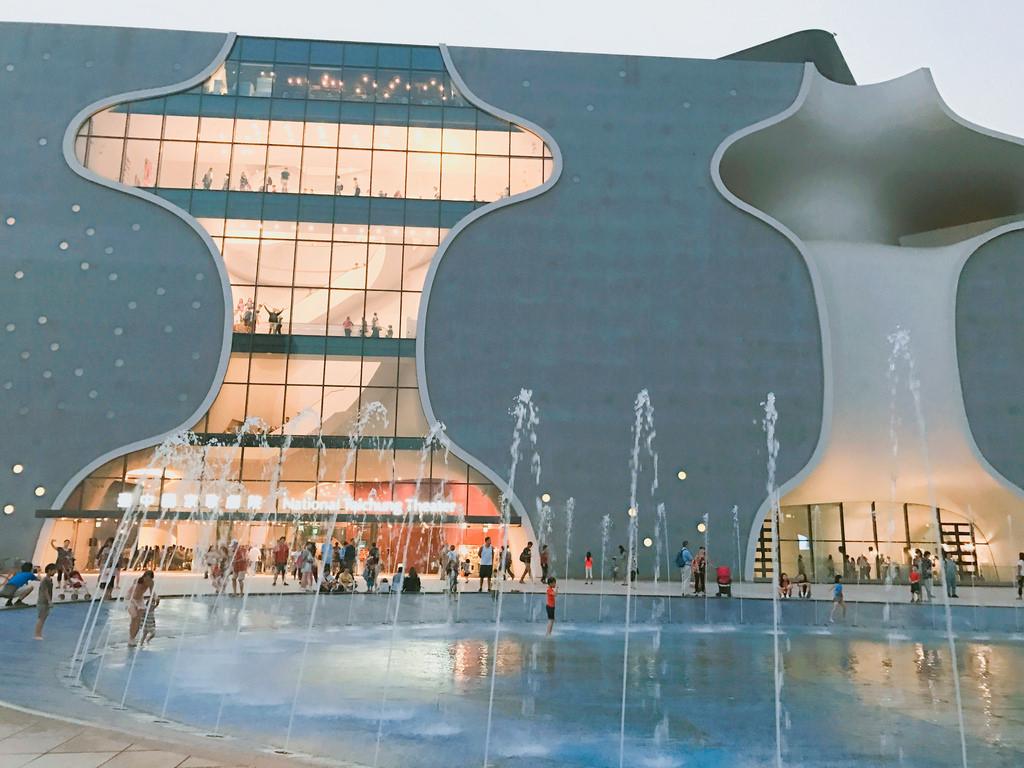 台中歌劇院參觀