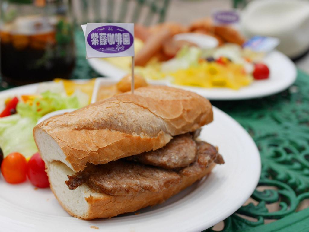 紫藤咖啡園菜單