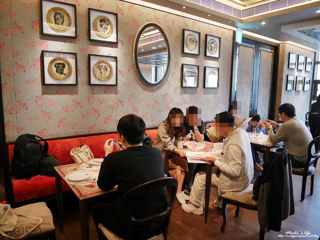 花神咖啡館台北菜單