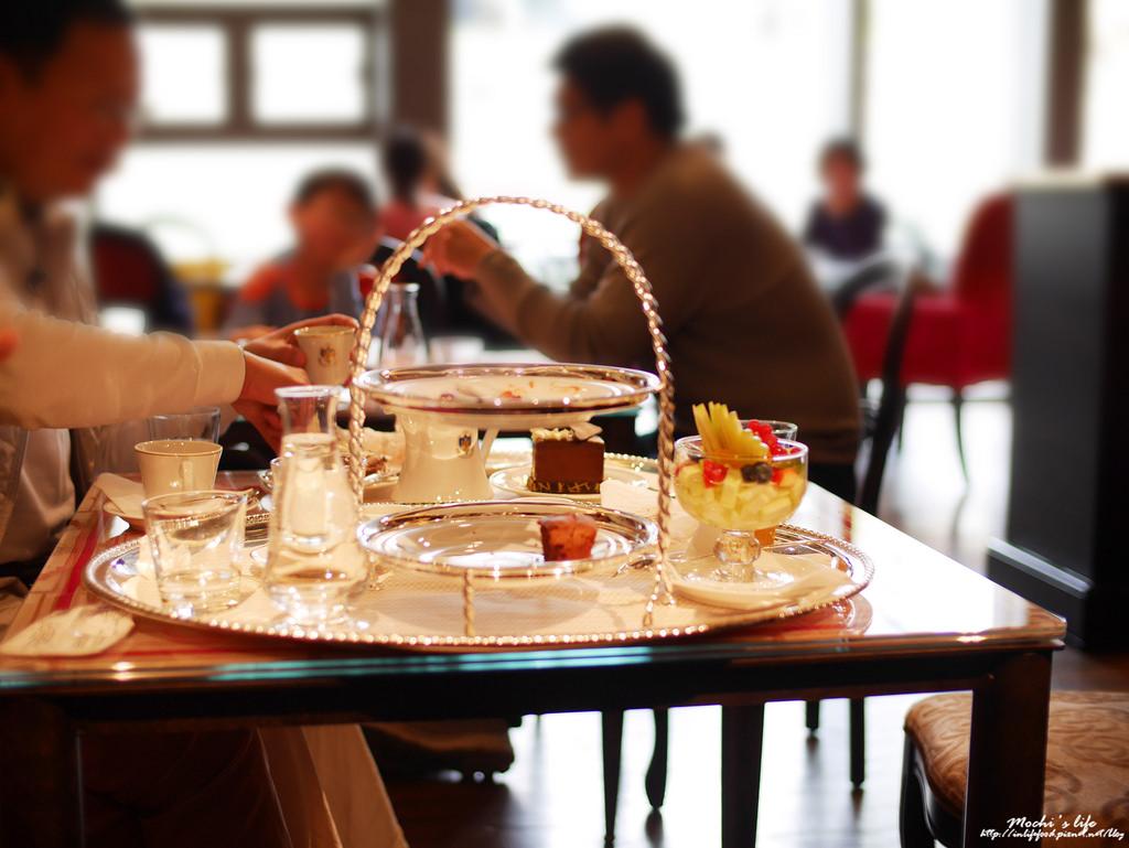 信義區下午茶