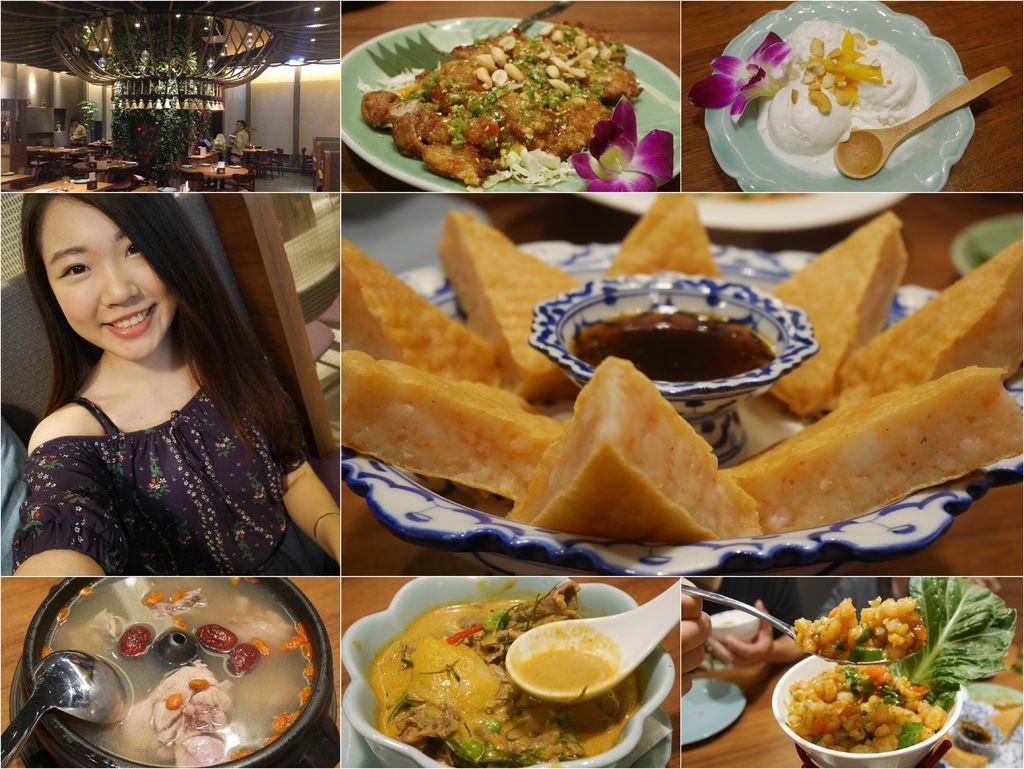 微風信義餐廳 ▌覺得比瓦城弱的「Thai Bazaa 泰集創意料理」適合與家人聚餐餐廳/喜歡大自然風裝潢@捷運市政府站(完整菜單、泰式料理、信義區美食、家人聚餐餐廳、壽星優惠)