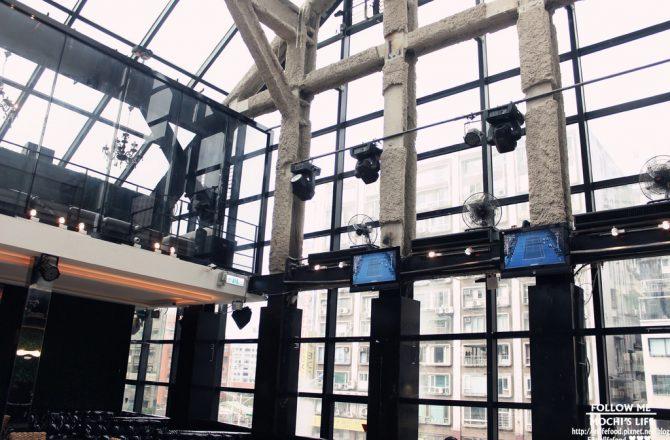 (已歇業)信義區餐廳▌「Roof M Cafe」:看起來很有氣氛的玻璃屋,其實沒有照片這麼美(捷運101站、信義安和站)