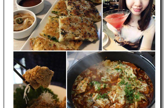大安區美食 ▌「Major K 主修韓坊」:韓式料理也可以很高級! 精緻且時尚,適合情侶家人聚會韓式餐廳(捷運信義安和站、六張犁站)