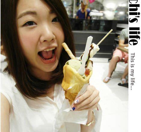 信義區att 4 fun美食▌來自韓國的鯛魚燒聖代:「Humpty dumpty」讓女孩尖叫的可愛鯛魚燒聖代(att 4 fun餐廳、捷運101世貿站、市政府站)