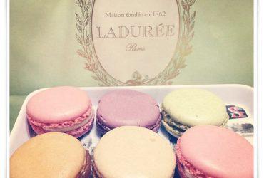 信義區甜點 ▌「Laduree台北新光三越」:法國百年甜點法卡龍×讓人無法忘懷的少女酥胸