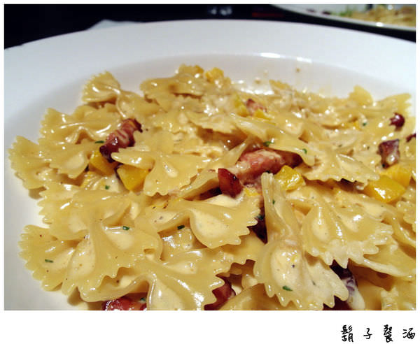 台北東區美食 ▌「鬍子餐酒Baffi」:絕對會再訪的高CP商業午餐×南瓜培根麵吃一次就愛上(捷運忠孝敦化)